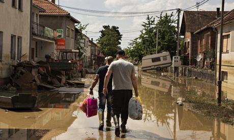 全球保险业2014年上半年因自然灾害赔偿210亿美元