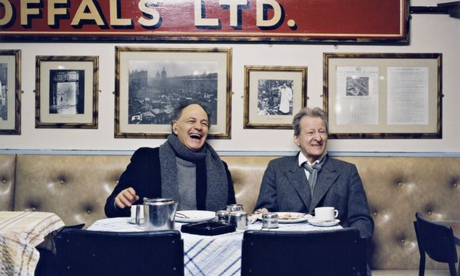Lucian Freud and Frank Auerbach, 2002: galleries outside London would welcome the opportunity to sho
