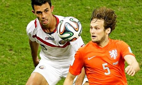 Daley Blind can move to Manchester United for an absolute top price