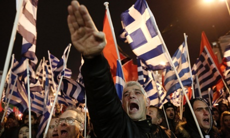 Golden Dawn party