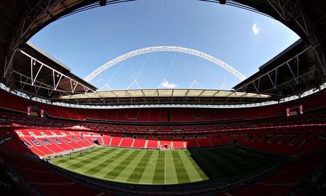 Soccer - Wembley Stadium Filer