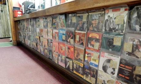 Holt Vinyl Vault