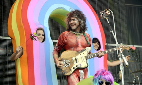 Wayne Coyne of the Flaming Lips will play the Telluride Blues and Brews festival.
