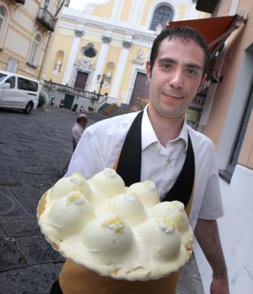 Pasticceria de Riso, Minori  Foto Gianluca Moggi/ New Press Photo