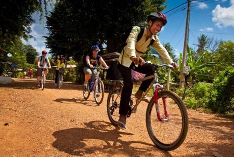 Soksabike bike tours