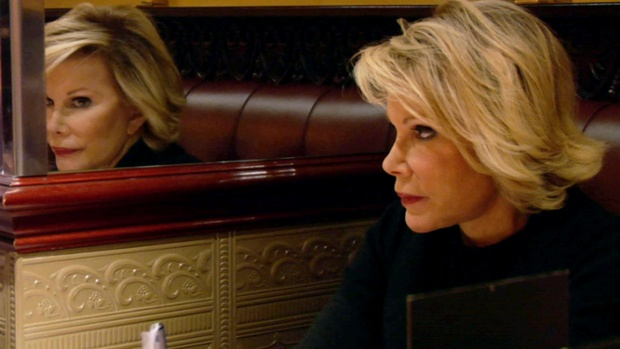 Film 'JOAN RIVERS: A PIECE OF WORK' (2010) Directed By RICKI STERN & ANNE SUNDBERG 25 January 2010