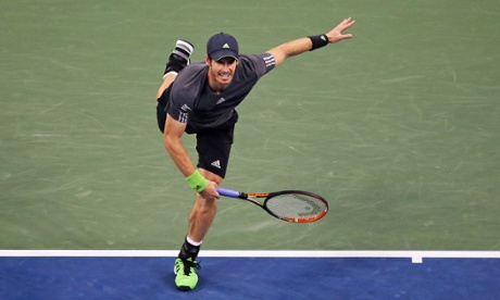 Andy Murray eases through to US Open third round with straight-sets win
