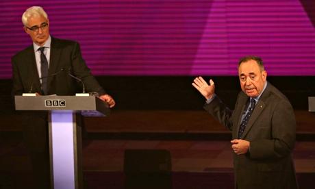 Scottish independence debate