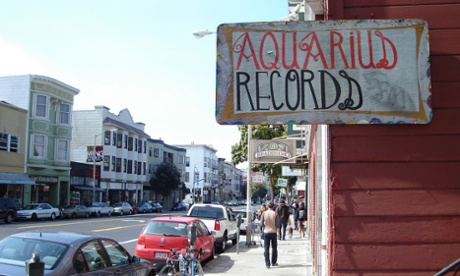 Aquarius Records, San Francisco