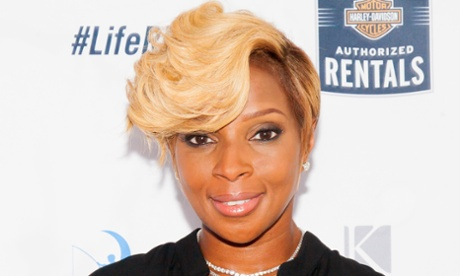 Mary J Blige Mandatory Credit: Photo by Max