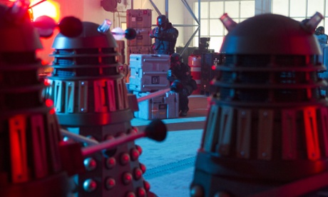 Doctor Who: Into the Dalek