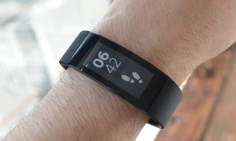 Sony's SmartBand Talk combines fitness tracker with e-ink ...