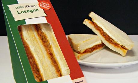 Lasagne sandwich, anyone?