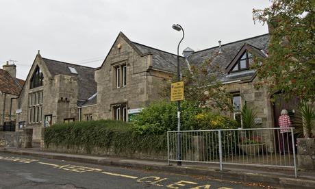 St Stephen's primary school in Bath