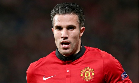 Robin van Persie to miss start of Premier League season, says Van Gaal
