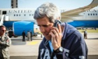 Israel spied on Kerry