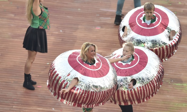 Will we see anymore Tunnock's tea cakes in the closing ceremony?