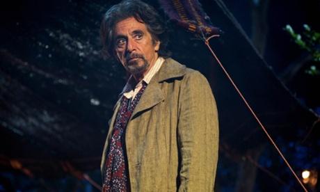 Pacino in The Humbling,