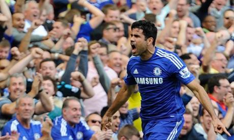 Everton v Chelsea: Premier League live   Scott Murray