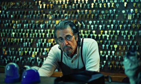 """""""Manglehorn"""" film still"""