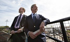 Douglas Carswell and Nigel Farage in Clacton