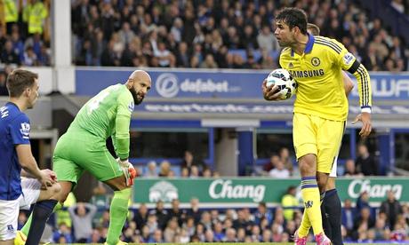 Everton 3-6 Chelsea   Premier League match report