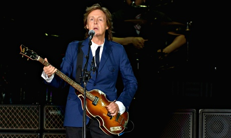 Sir Paul McCartney joins celebrity calls against Scottish independence