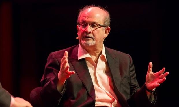 Salman Rushdie at FODI 2014