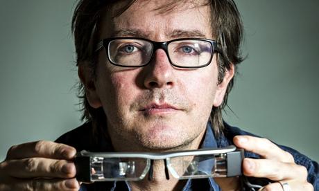 smart glasses Dr Stephen Hicks