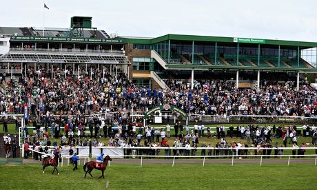 Newcastle racecourse, located at Gosforth Park, stages both Flat and National Hunt racing