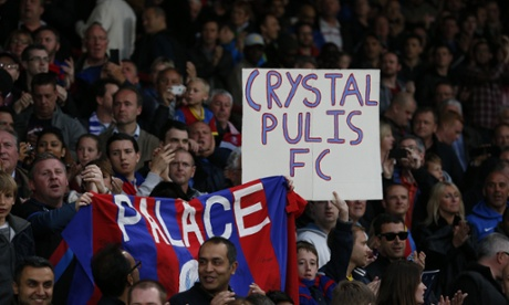 Crystal Palace under Tony Pulis have possibly the noisiest supporters in the Premier League.