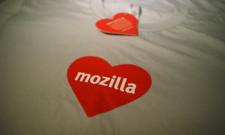 Mozilla Love.