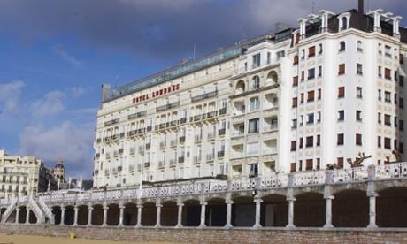 Hotel Londres, San Sebastian