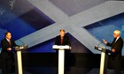 Alex Salmond and Alistair Darling debate Scottish independence