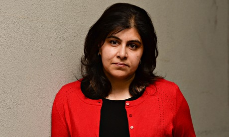 Sayeeda Warsi Resigns from Government