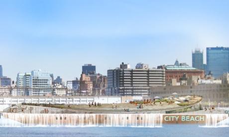 City Beach NYC