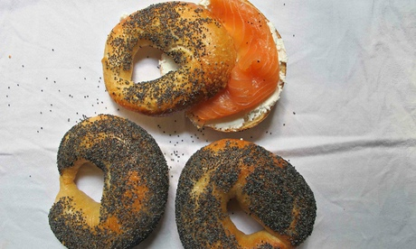 How To Make The Perfect Bagels Life And Style The Guardian