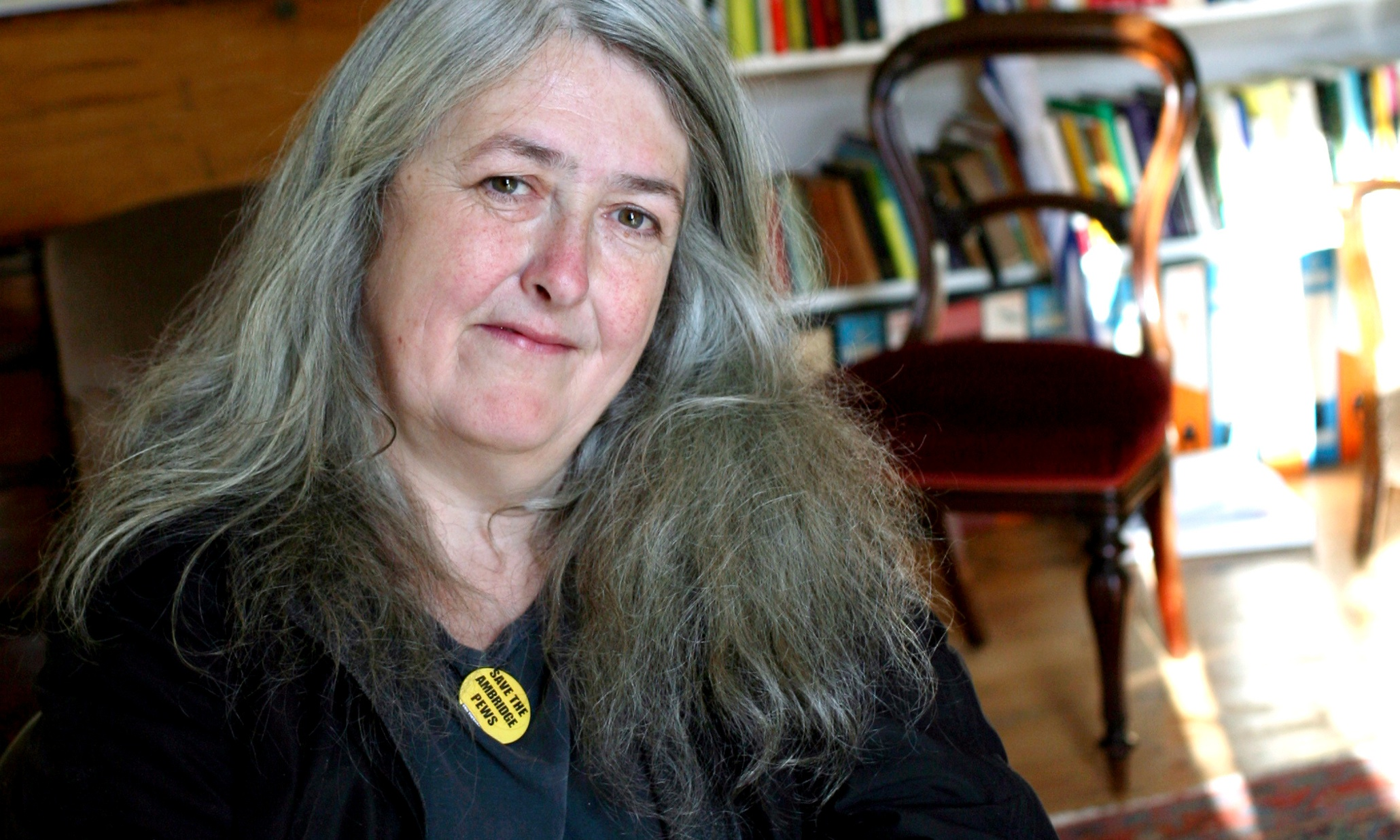 We Need The Mary Beard Prize For Women Online Author Claims Technology The Guardian
