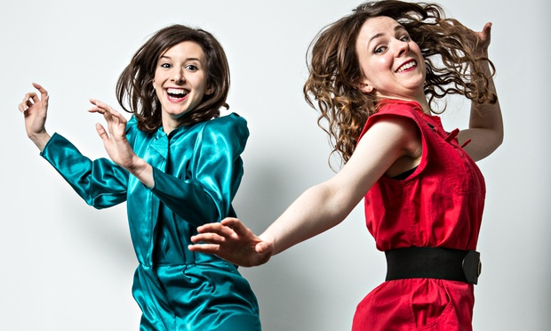 Act like a standup: Cariad Lloyd's shapeshifting comedy in ...