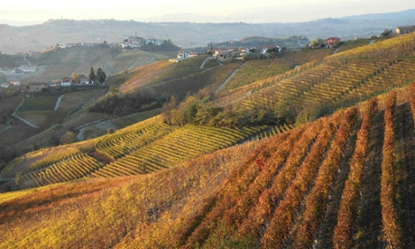 Guido Porro, Serralunga, Piedmont