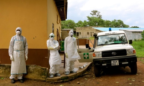 UNICEF working to correct the myths and misconceptions surrounding Ebola