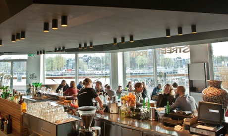 &samhoud places street food, Amsterdam