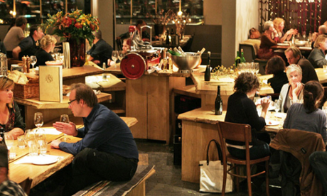 Restaurant As, Amsterdam