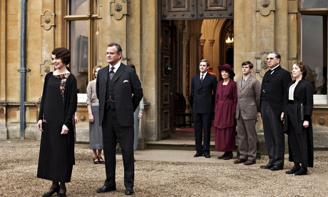 Downton Abbey: a British indie television success.