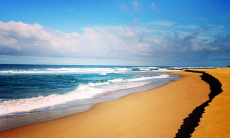 Ninety Mile beach, East Gippsland, Victoria.
