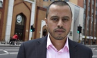 Harun Khan of the Muslim Council of Britain