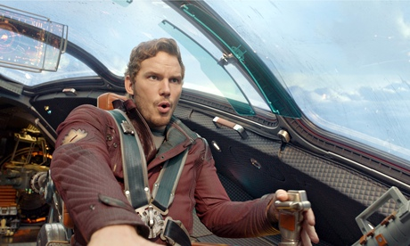 Guardians of the Galaxy can't save US box office from a soggy summer