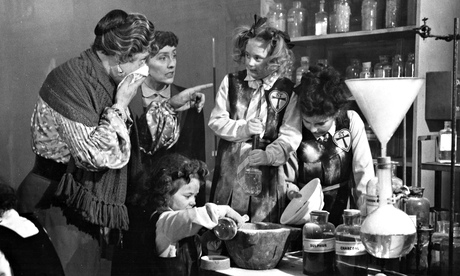 Why real life St Trinians is welcoming boys  but teaching them separately