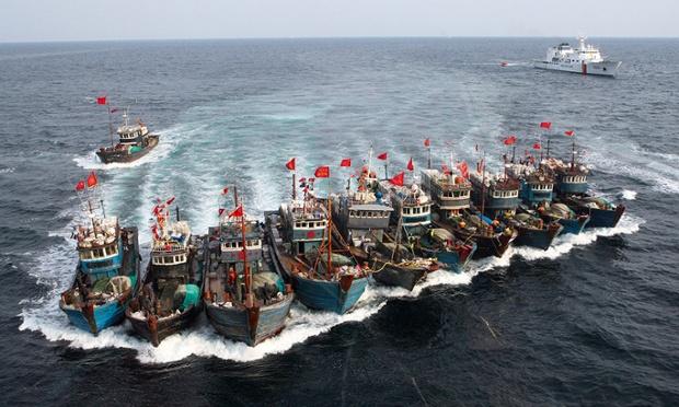 Южная Корея принимает дополнительные меры для борьбы с незаконным рыбным промыслом