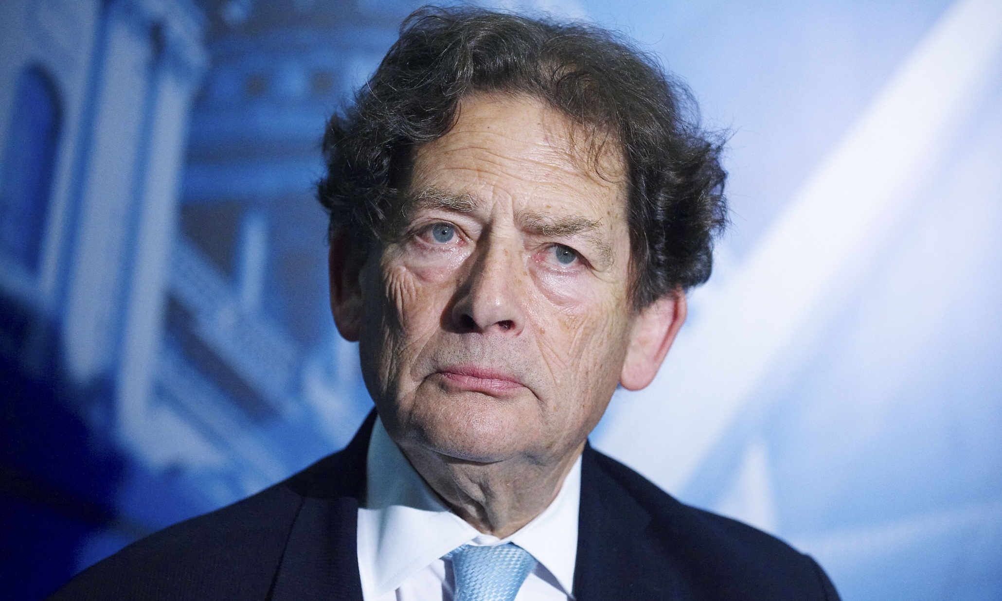 Two secret funders of Nigel Lawson's climate sceptic organisation revealed
